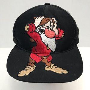 Grumpy Disney Cap  Dwarf Hat Walt Disney World